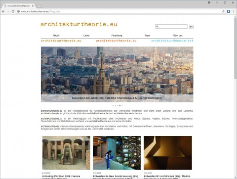 architekturtheorie.eu